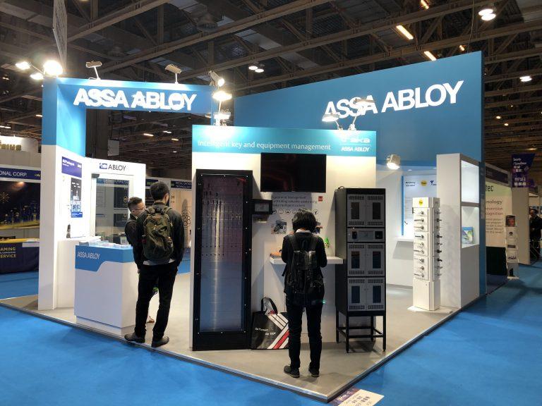 G2E Show Macau Assa Abloy side 2