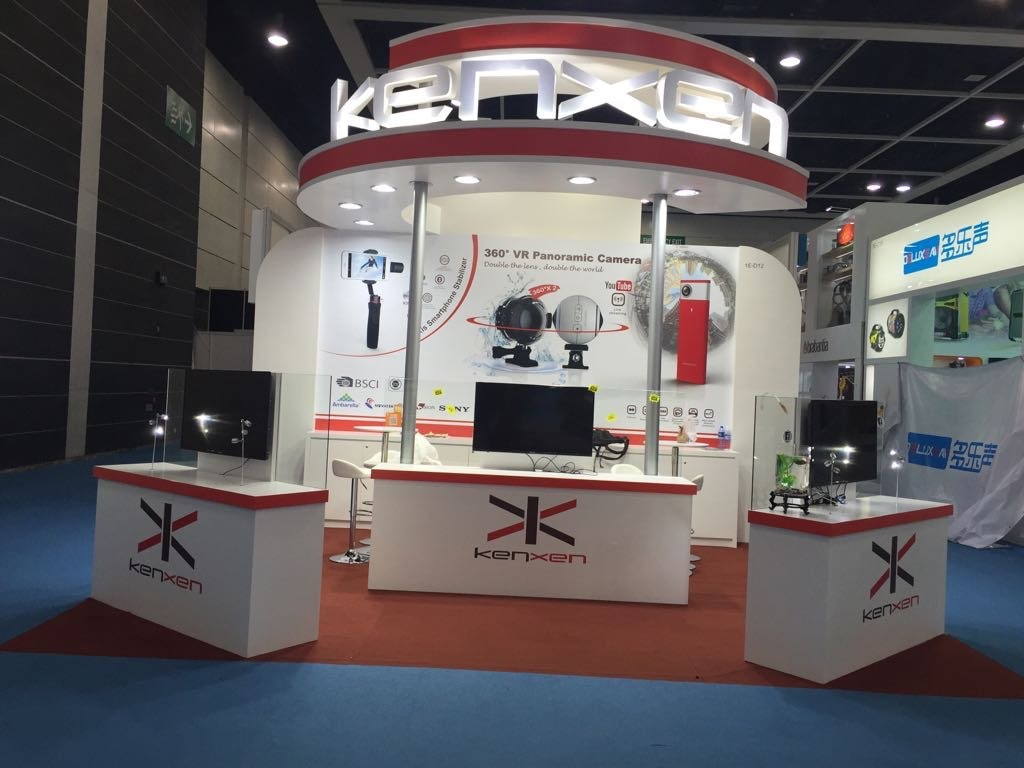 Exhibition Booth Design Hong Kong – Kenxen