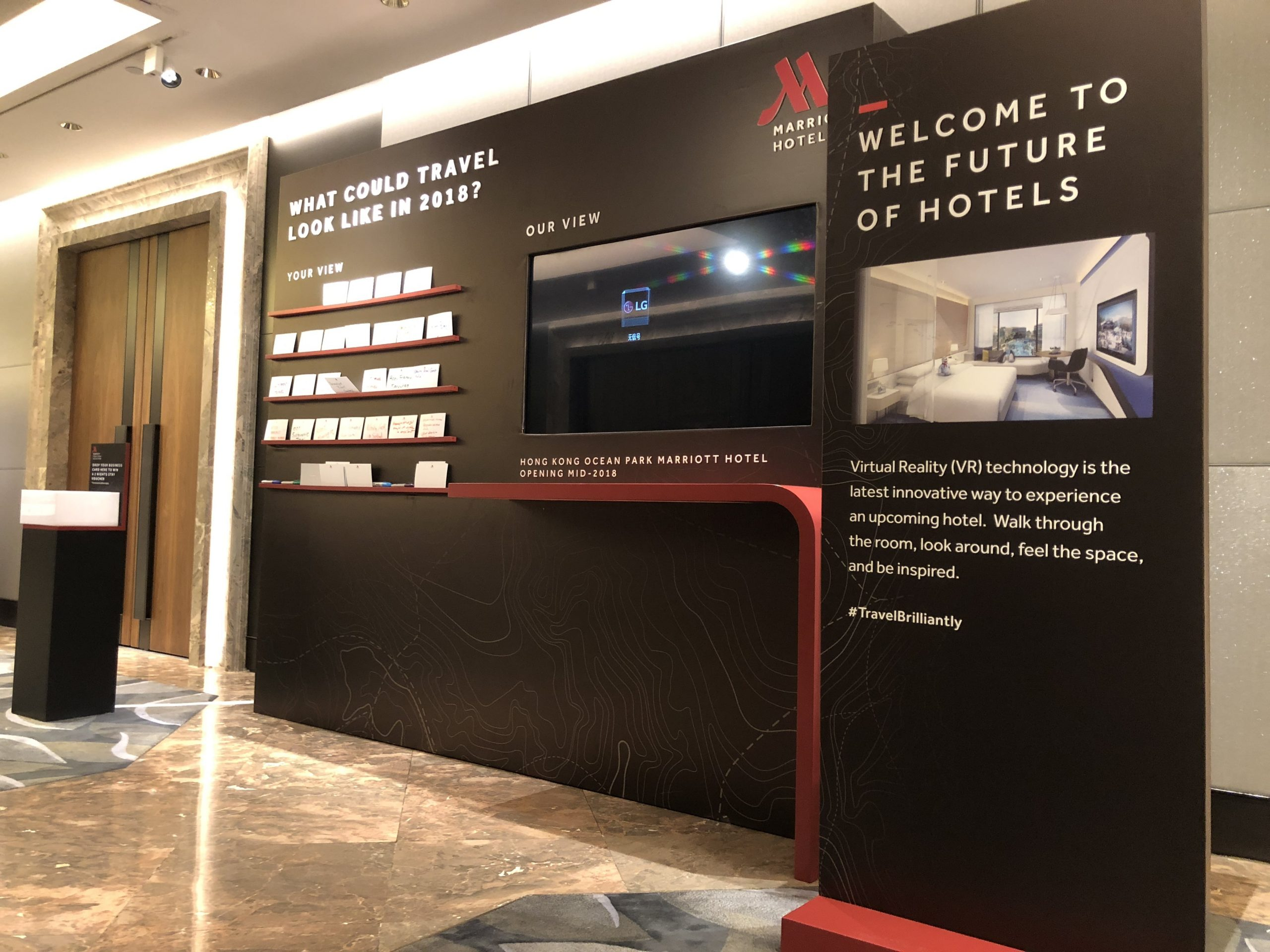 Luxury Event Management – JW Marriott