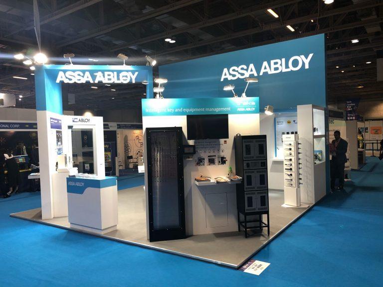 G2E Show Macau Assa Abloy